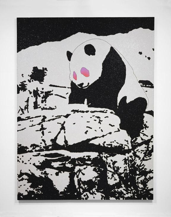 Trippy Panda