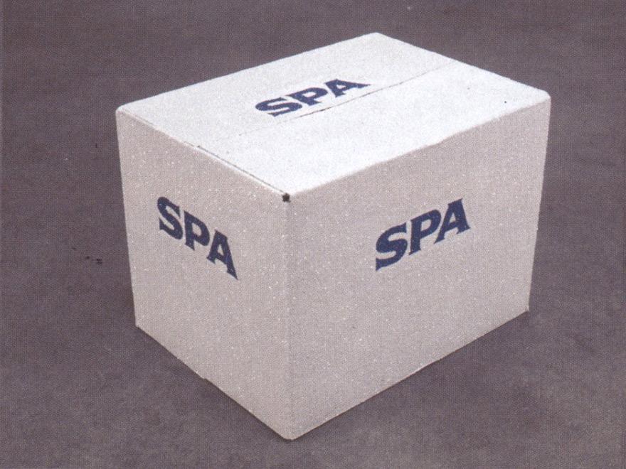 Un Carton de Spa