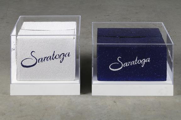 Un Carton de Saratoga (Diptych with RP 195)