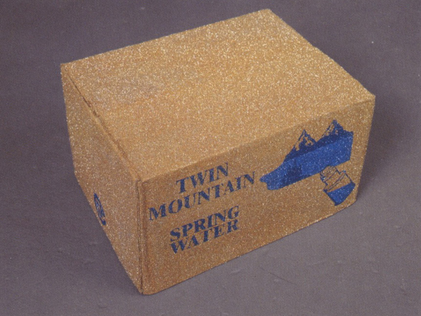 Un Carton de Twin Mountain