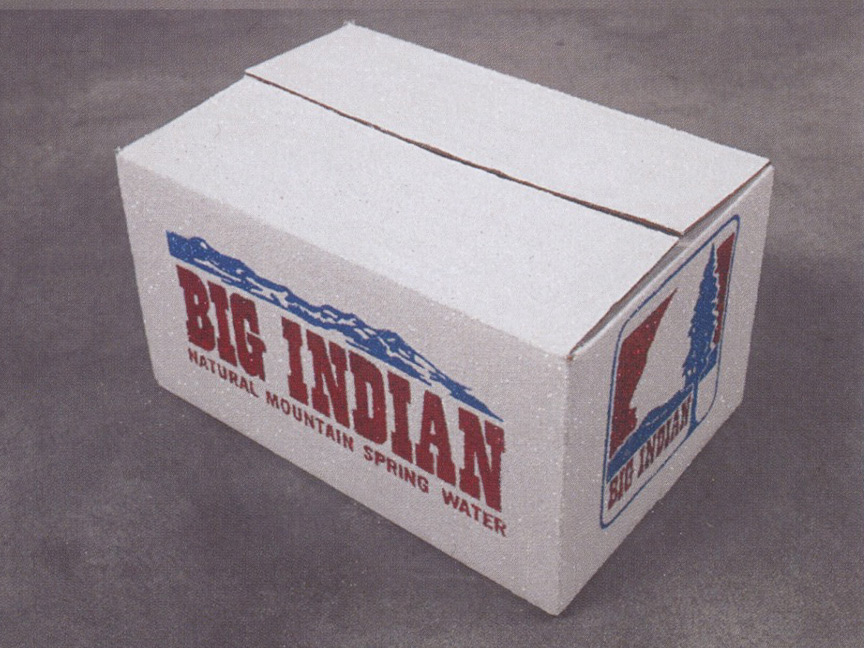 Un Carton de Big Indian