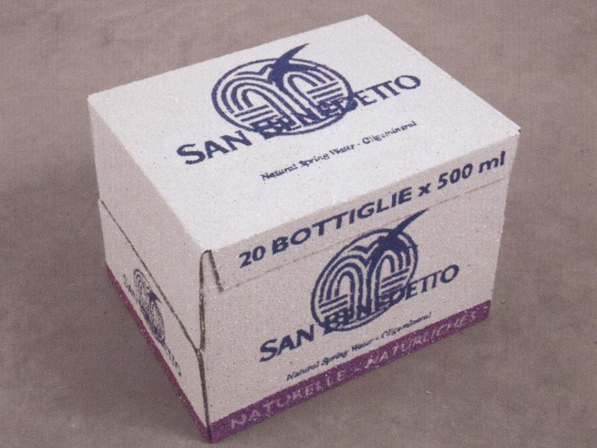 Un Carton de San Benedetto