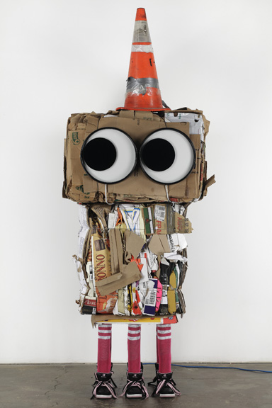 Cardboard Monster: Jonathan