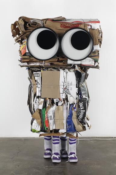 Cardboard Monster: Michele