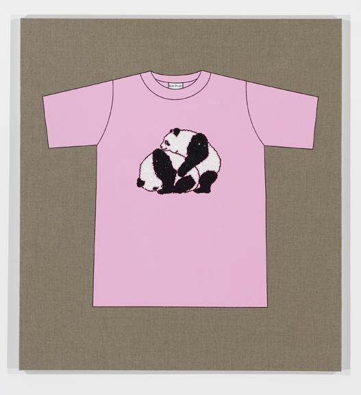 Rob Pruitt's T-Shirt Collection: Copulating Pandas