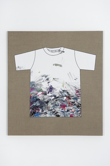 Rob Pruitt's T-Shirt Collection: Artist Studio T-Shirt
