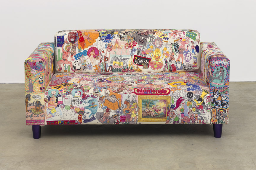 RP Studio Love Seat (Summer 2014)