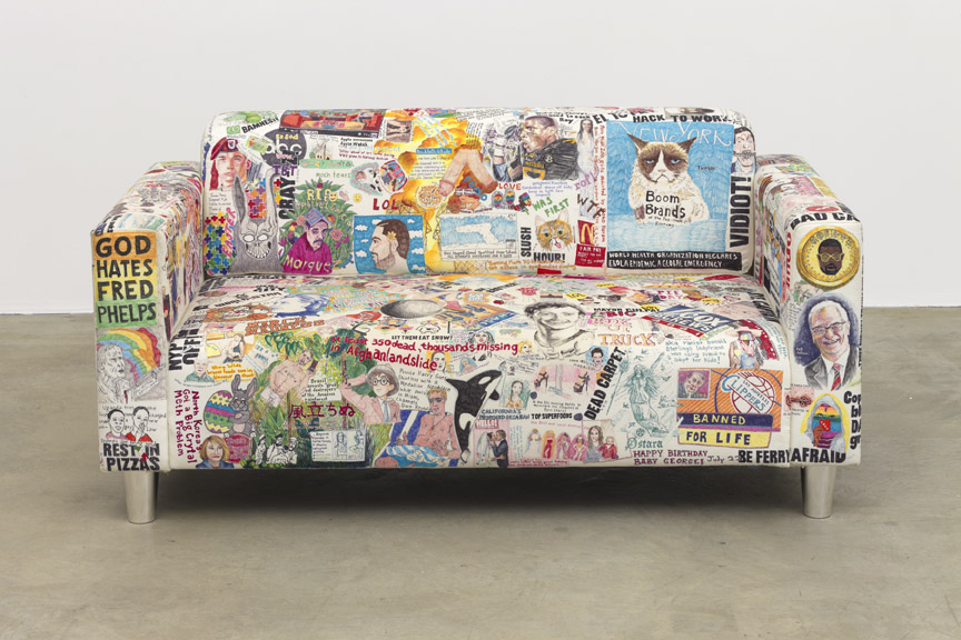 RP Studio Love Seat (News of the Day)