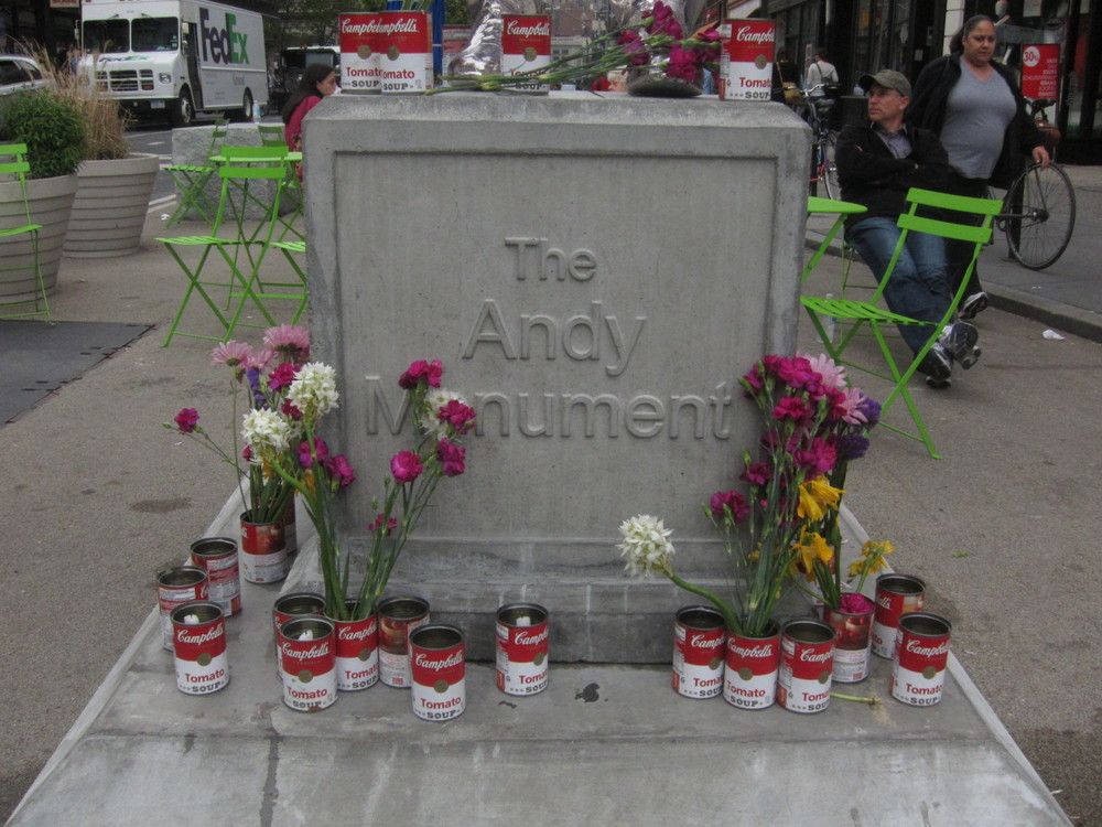 The Andy Monument