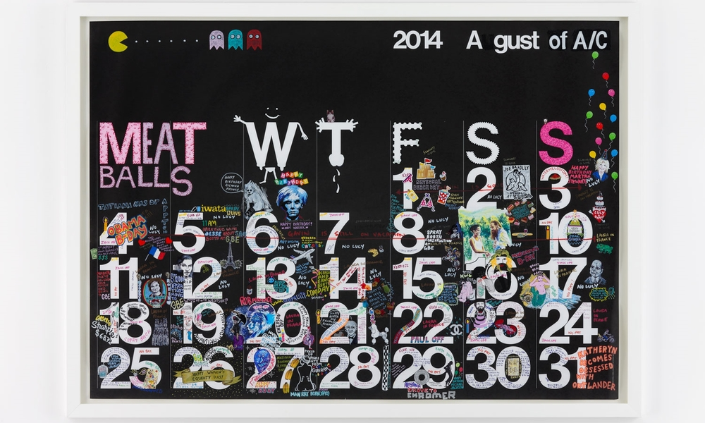 Studio Calendar August 2014