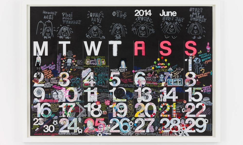 Studio Calendar June 2014