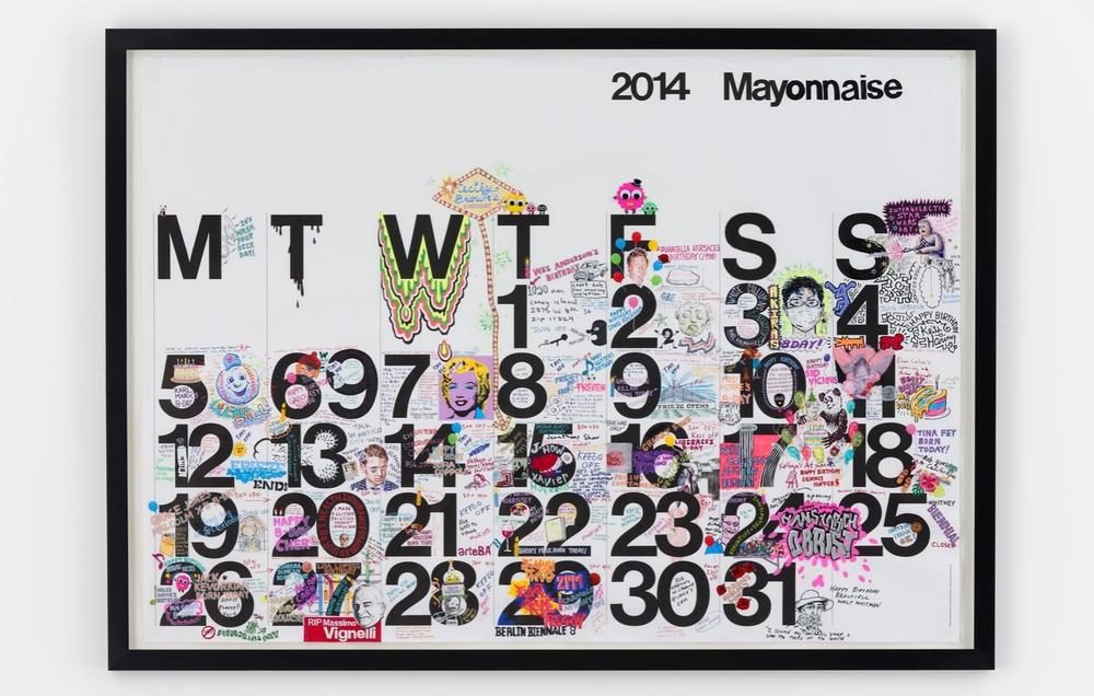 Studio Calendar May 2014