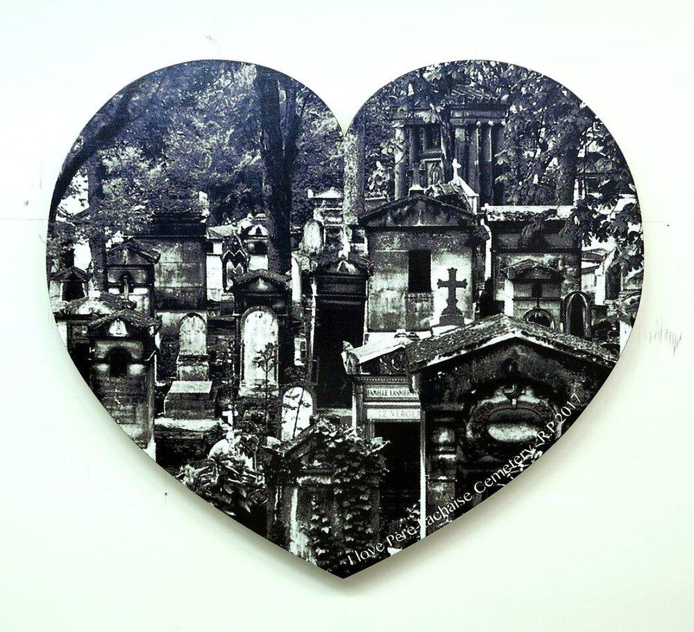 I ♡ Pere Lachaise Cemetery