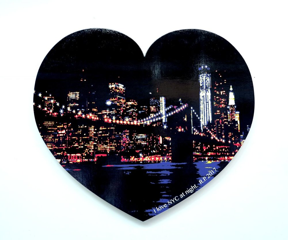 I ♡ NYC at Night