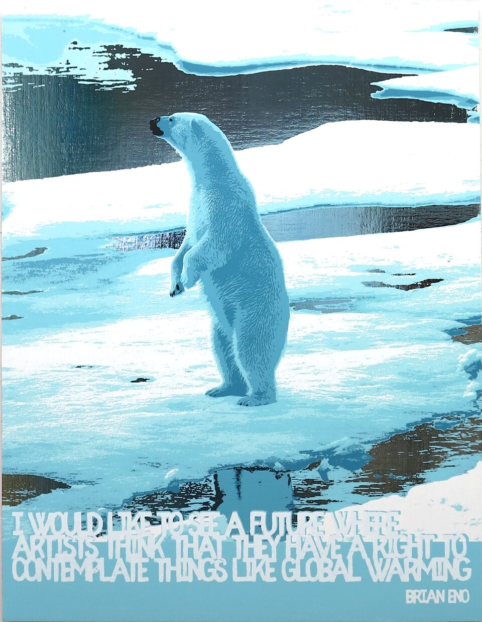 Polar Bear/Global Warming (Brian Eno)