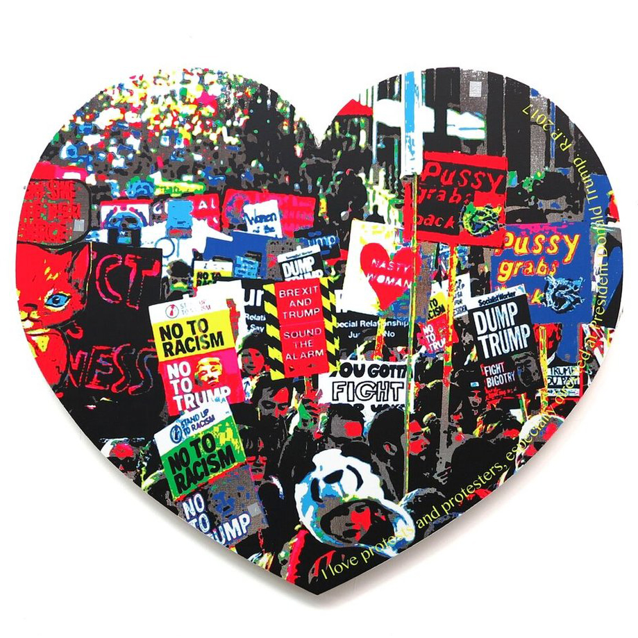I ♡ Protest