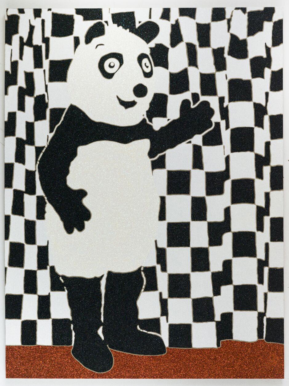Costume Panda #2