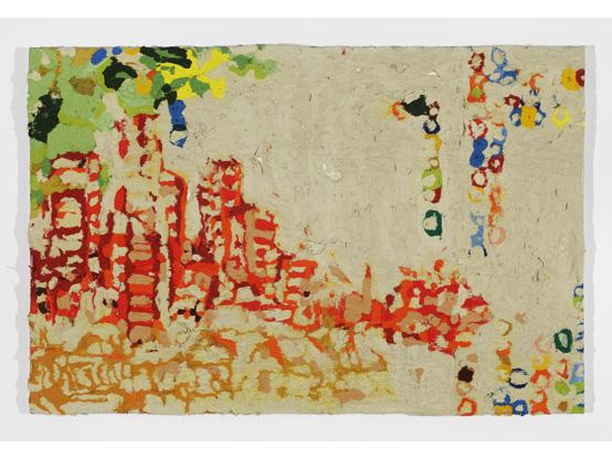 Pjätteryd Oil Painting: City