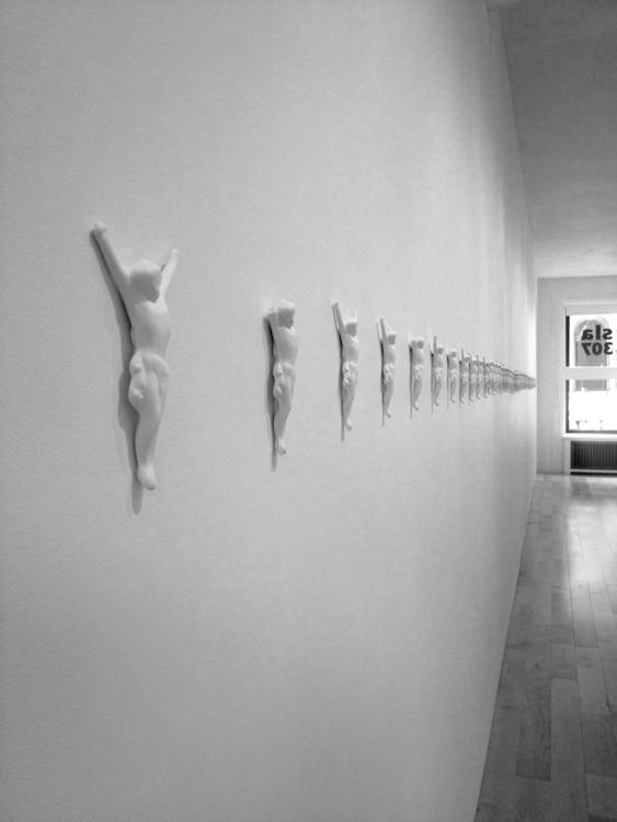 Wall 2  /  Jesuses