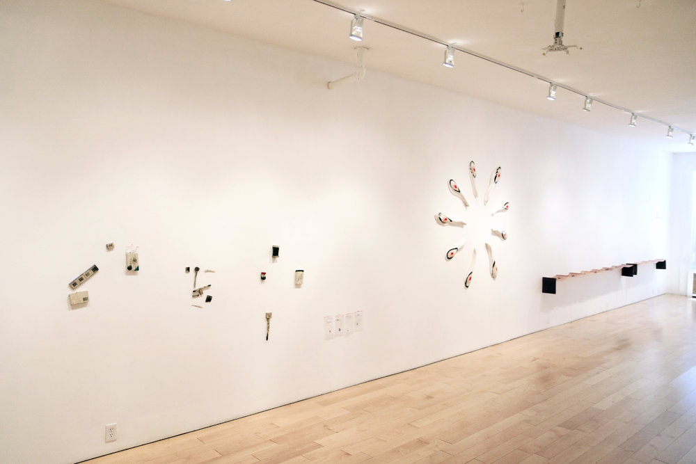 Installation images: wall 2
