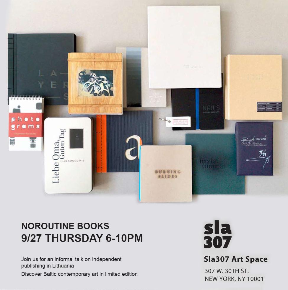 Noroutine Books