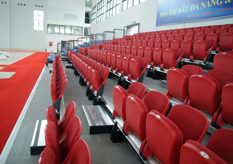 TON DUC thang university - vietnam maxam+ with metro chairs