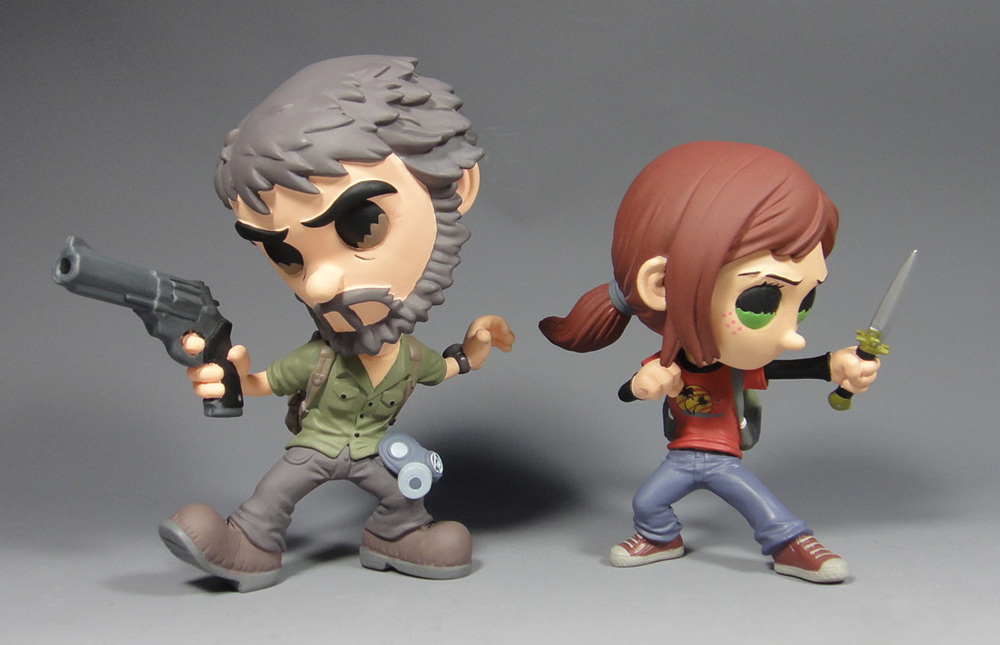 Last of Us figure set