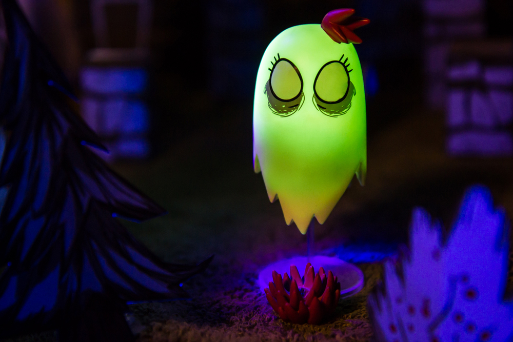 Don't Starve Abigail Ghost figure