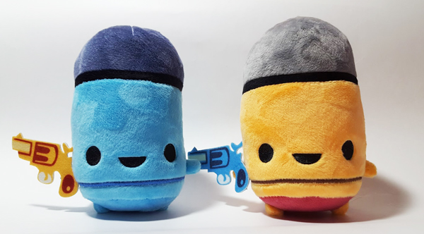 Enter The Gungeon plush