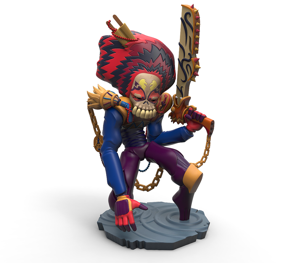 Mucklebone Jim by Erick Scarecrow