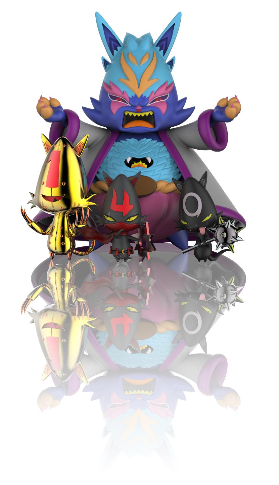 9DKP cast
