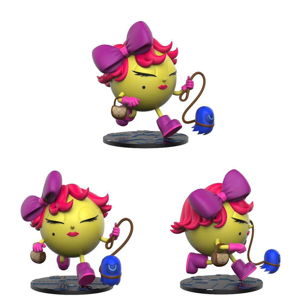 Ms. Pac-Man x Erick Scarecrow