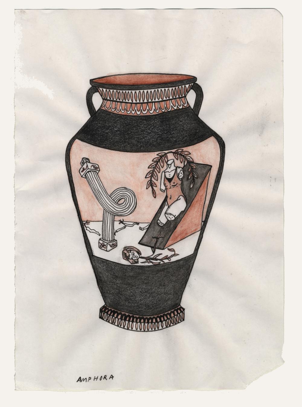 Amphora: Modern Aphrodite Psychic Landscape