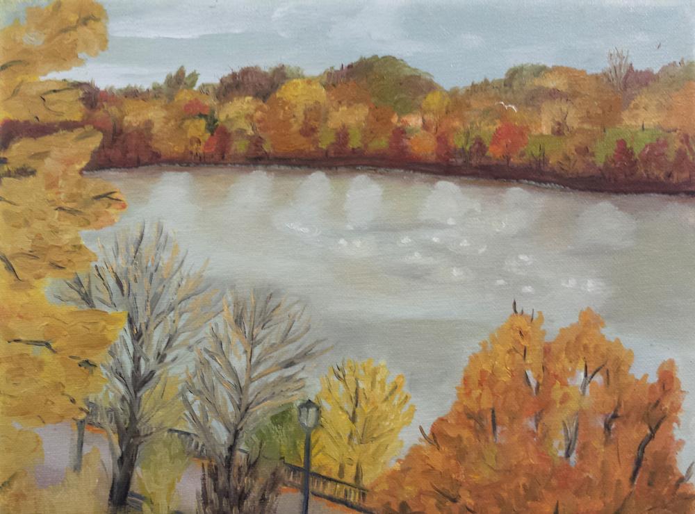 2013-Autumnal-View-of-Silver-Lake-painting-by-Ingrid-Alvarez.jpg