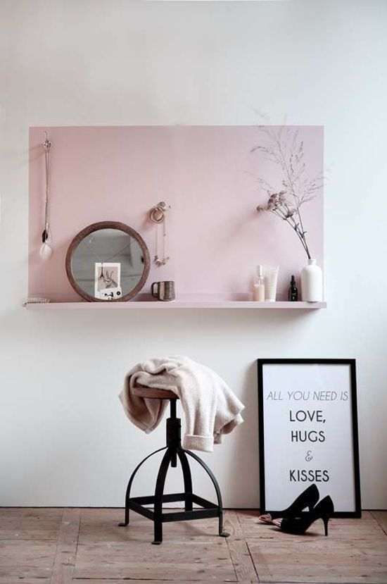 Perfect for a pragmatist- pretty and practical!
