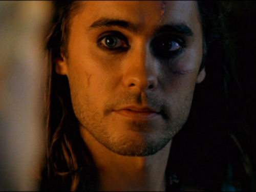 Jared Leto as Hephaestion in Oliver Stone's Alexander, a film influenced by Robin Lane Fox.