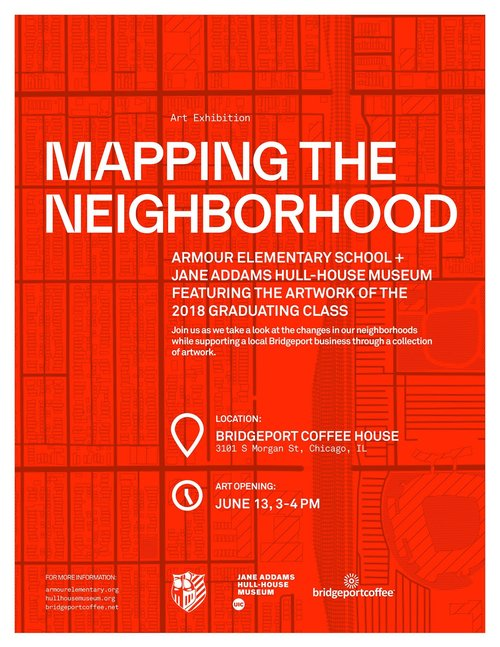 b16cfc4246 Mapping the Neighborhood with Jane Addams Hull-House Museum and Armour  Elementary School