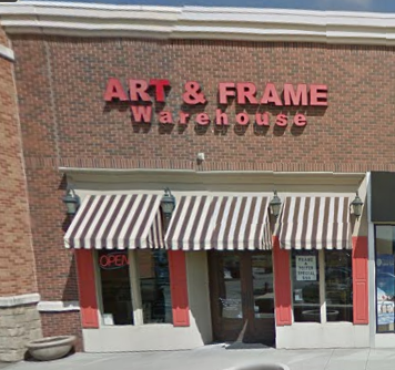 Art and Frame Warehouse