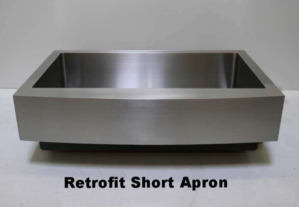 Retrofit Short Apron