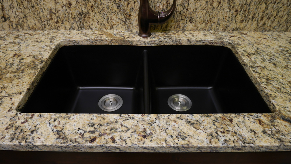 50/50 Granite Composite Sinks(Model GCU 5050)