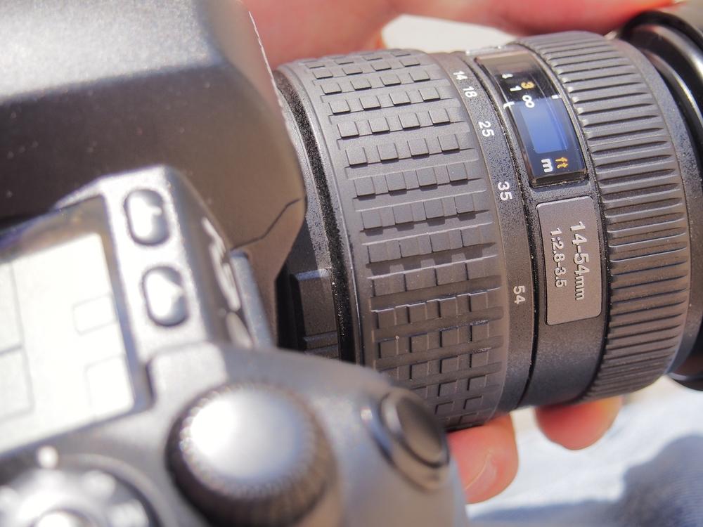 14-54mm f/2.8-54