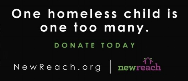 N    ew Reach    New Reach serves Connecticut families and households who are struggling with homelessness and poverty throughout New Haven and Fairfield Counties. One hundred percent of New Reach clients are low- or very low-income, earning below 30% of the Area Median Income.