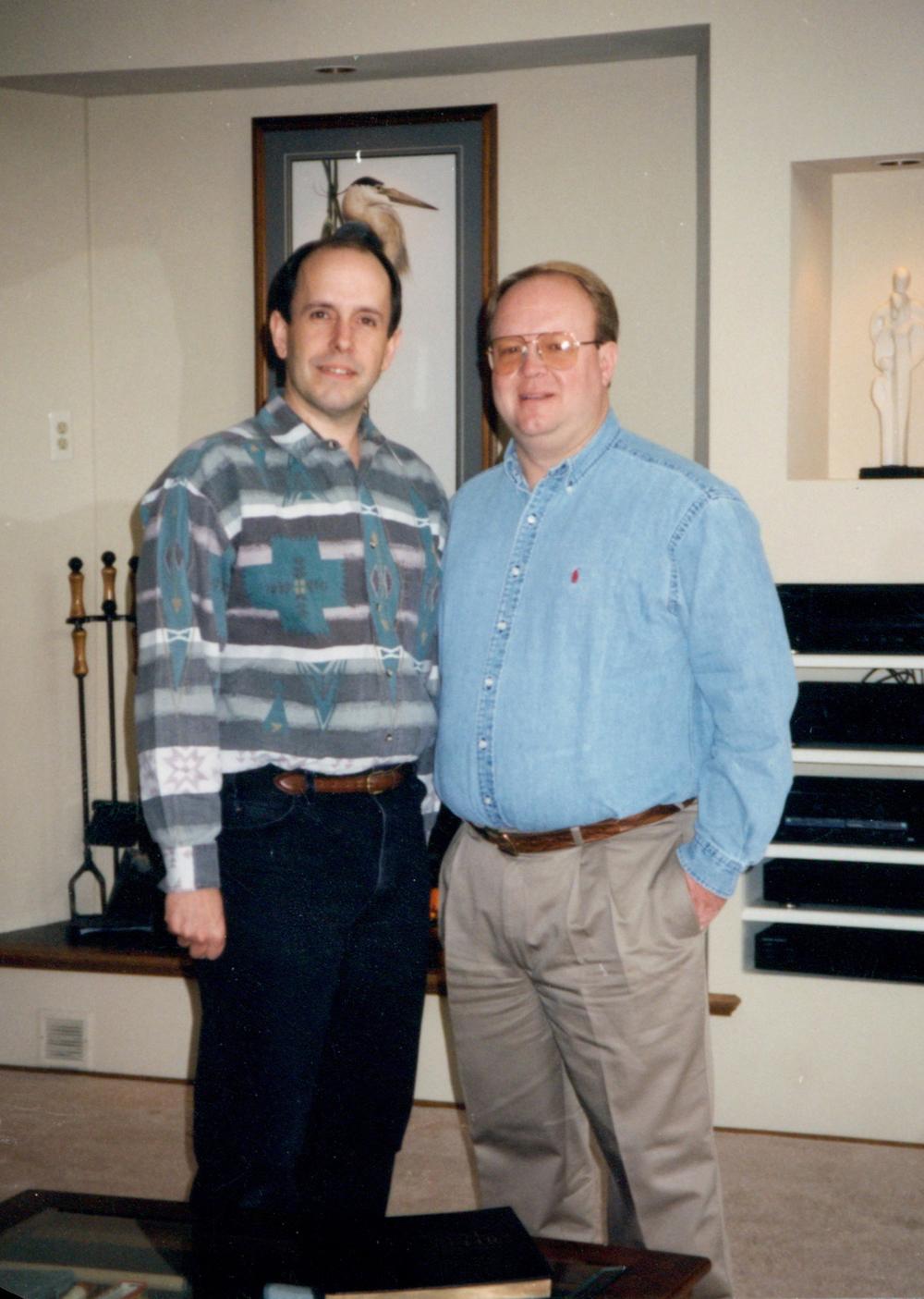 Don & Steve Smith, St. Louis MO