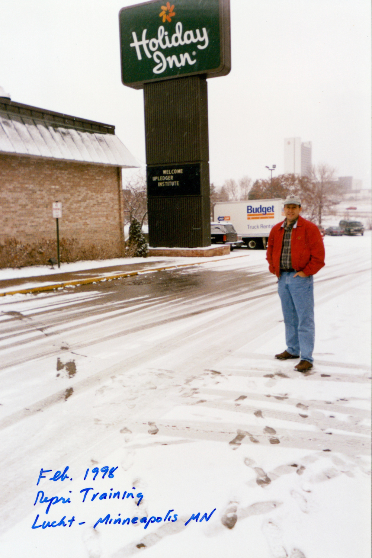 Don at Lucht, Minneapolis MN