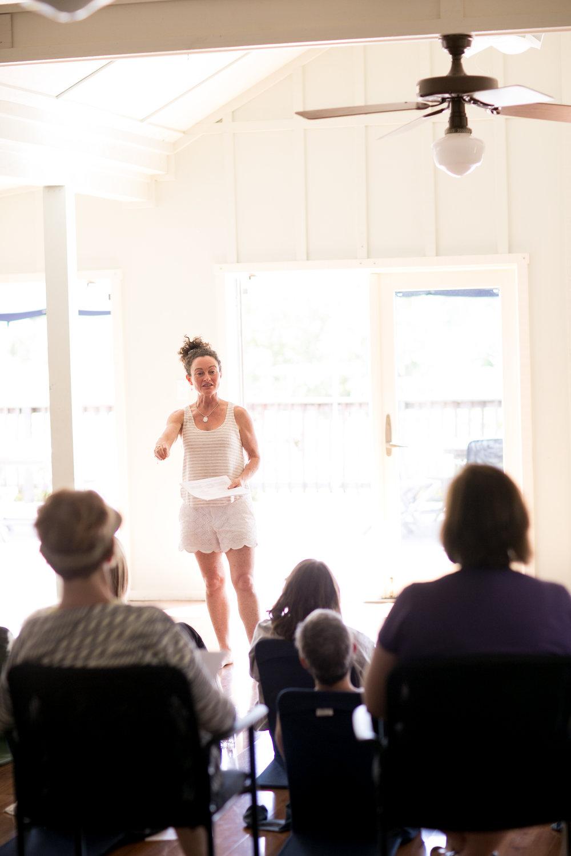 Ancestral health education retreats in California