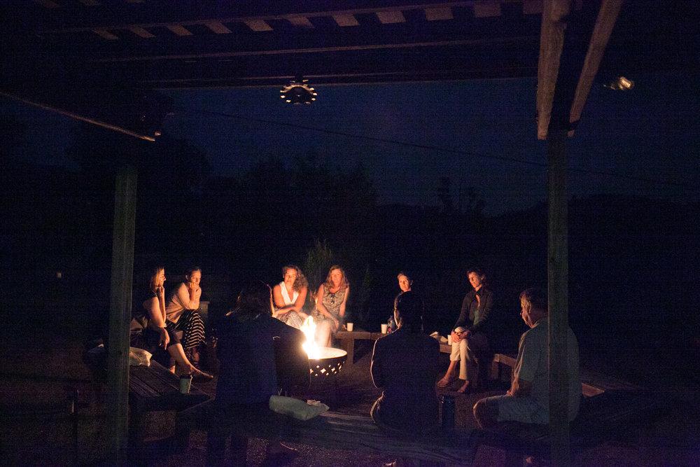 Health retreats in Northern California