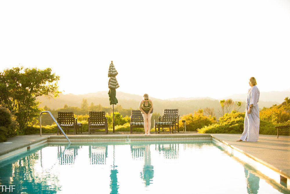 Immersion retreat in Northern California