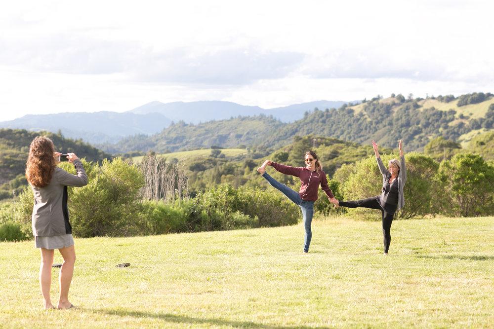 Women's Health Retreats Northern California