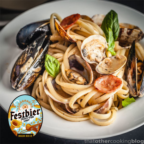 Clams and Mussels Linguine with Logo small.jpg