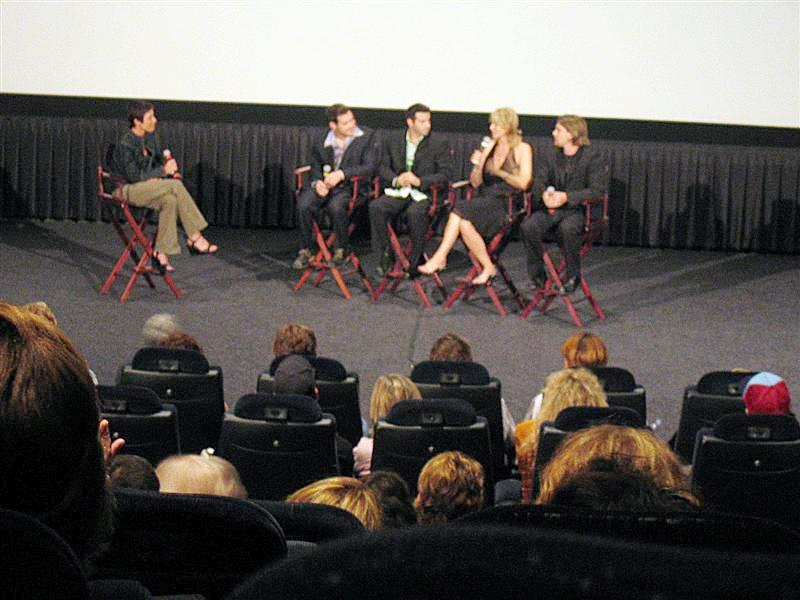 Panel at the Arclight
